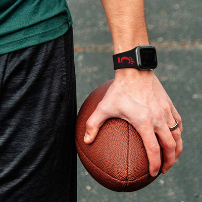 Cincinnati Bearcats Apple Watch Band-AffinityBands