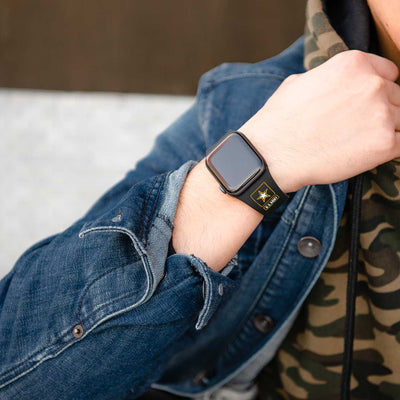 U.S. Army Apple Watch Band-AffinityBands