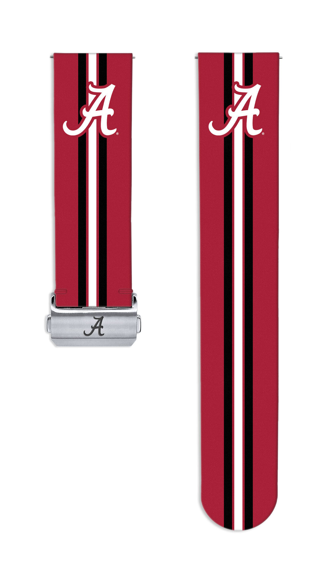 Alabama Crimson Tide Full Print Smartwatch Band