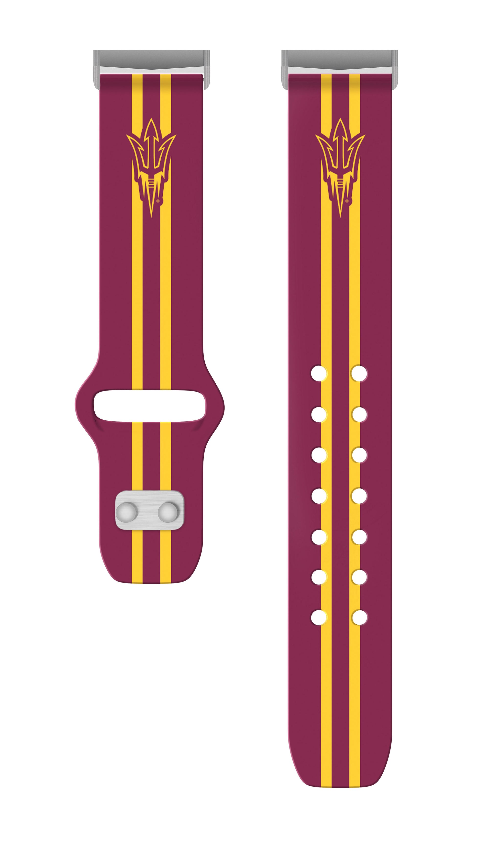 Arizona State Sun Devils Quick Change Leather Watch Band