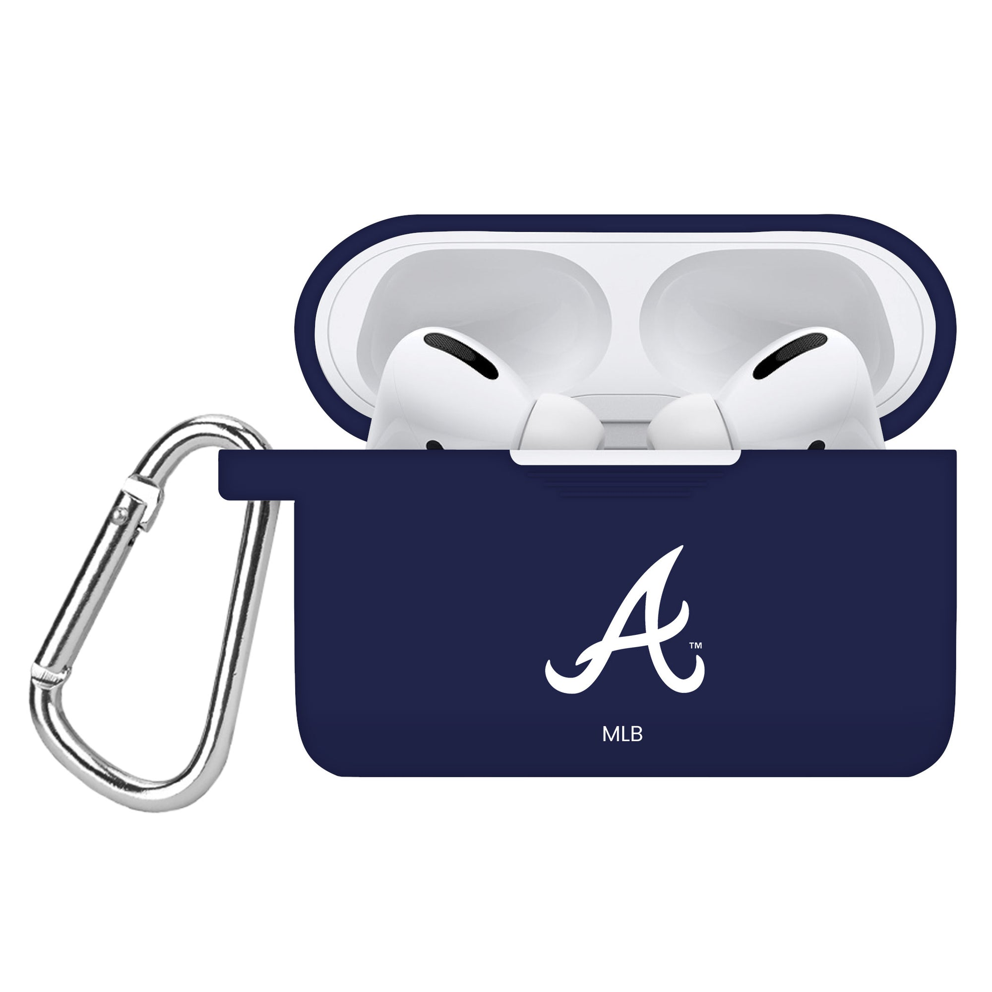 Atlanta Braves AirPod Pro Case Cover - AffinityBands