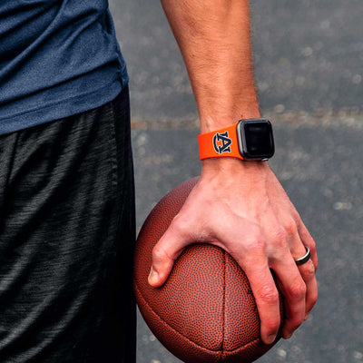 Auburn Tigers Apple Watch Band