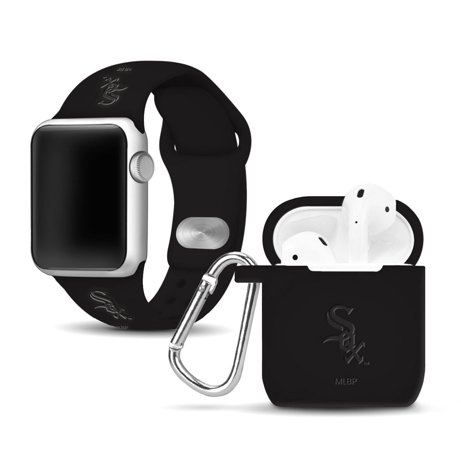 Chicago White Sox Debossed Apple Combo Package - AffinityBands