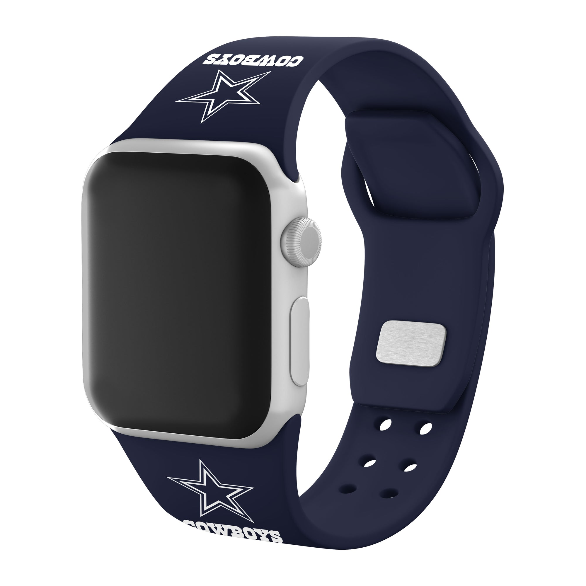 Dallas Cowboys Silicone Apple Watch Band