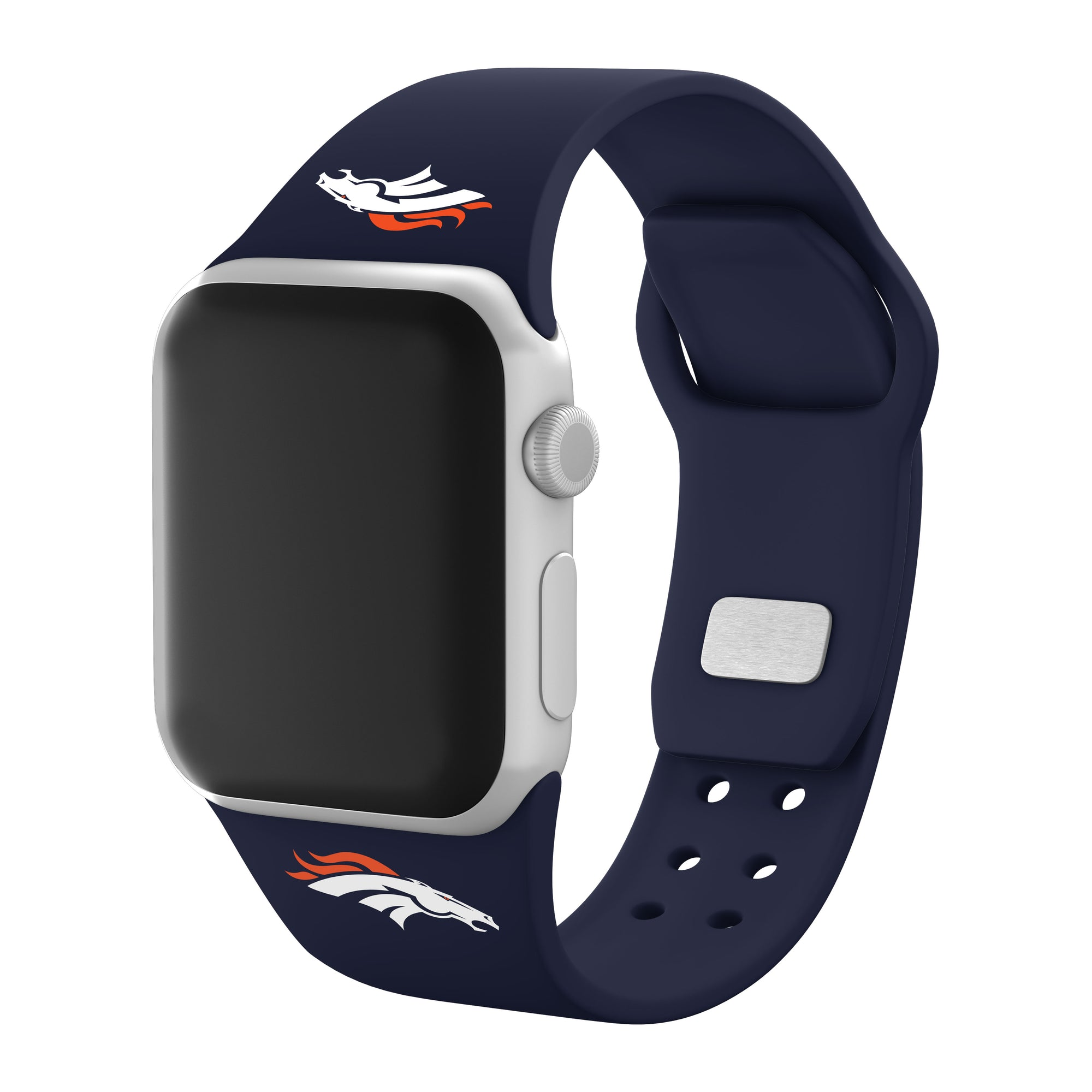 Denver Broncos Silicone Apple Watch Band - Affinity Bands