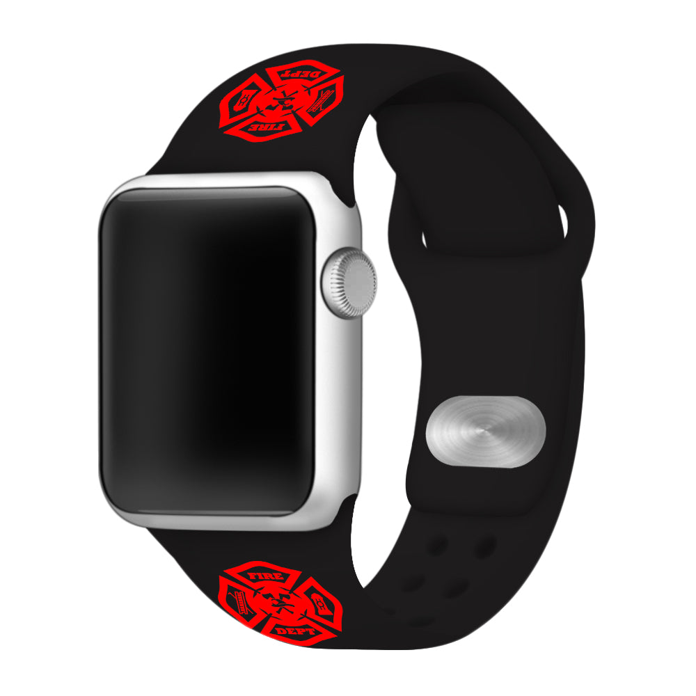 Firefighter Apple Watch Band