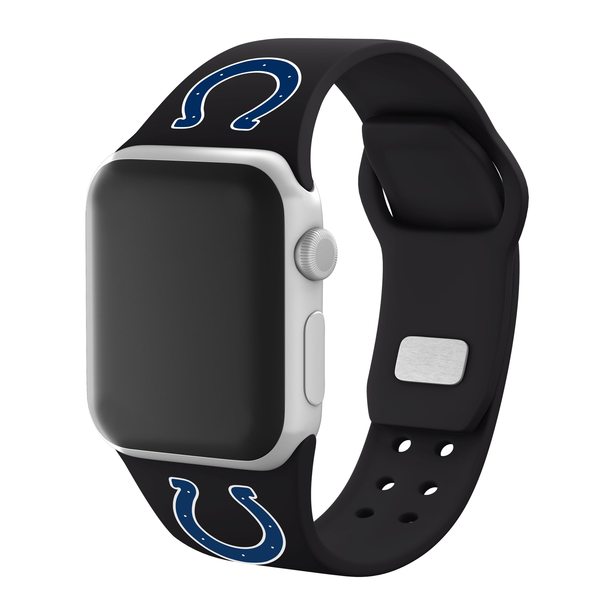 Indianapolis Colts Silicone Apple Watch Band - Affinity Bands