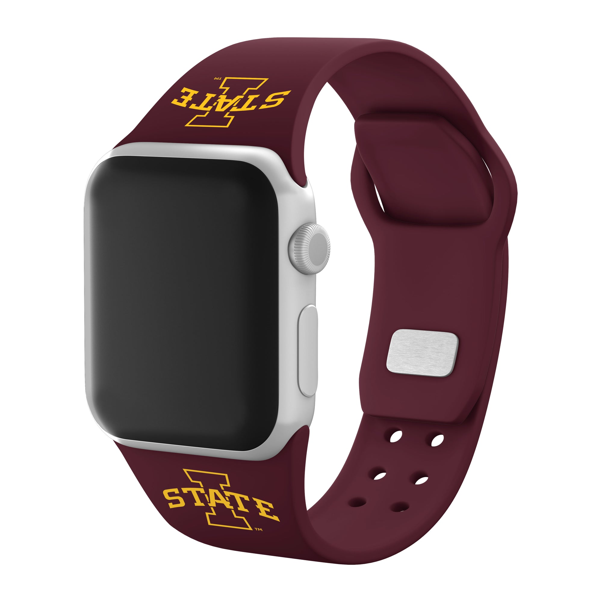 Iowa State Cyclones Apple Watch Band - Affinity Bands