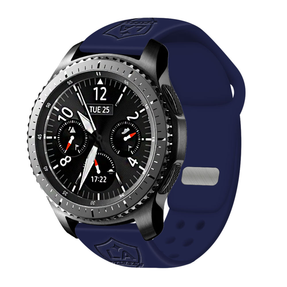 L.A. Galaxy Quick Change Silicone Watchband