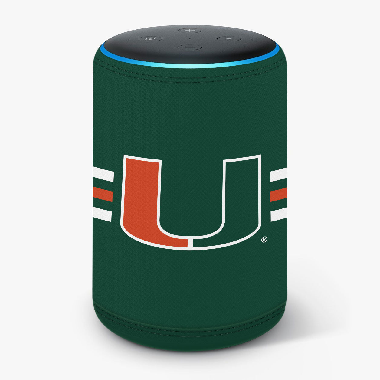 Miami Hurricanes Amazon Echo Covers
