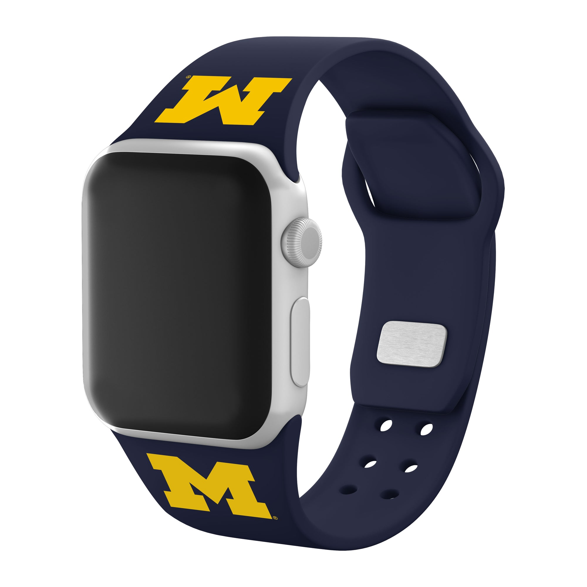 Michigan Wolverines Apple Watch Band