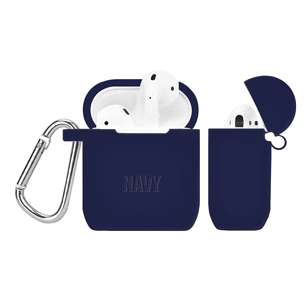 U.S. Navy Debossed Airpod Case Cover - AffinityBands