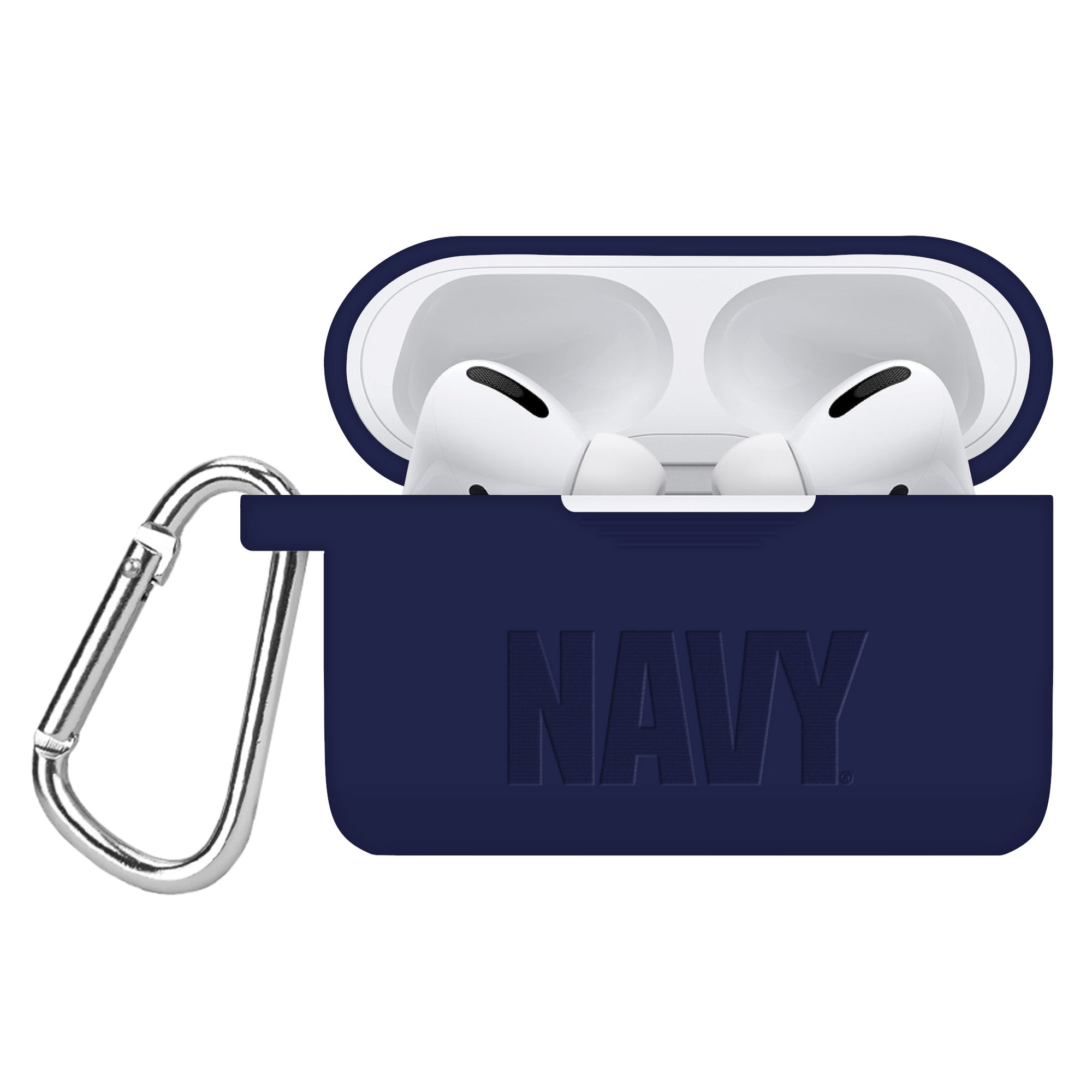 U.S. Navy Debossed AirPod Pros Case Cover - AffinityBands