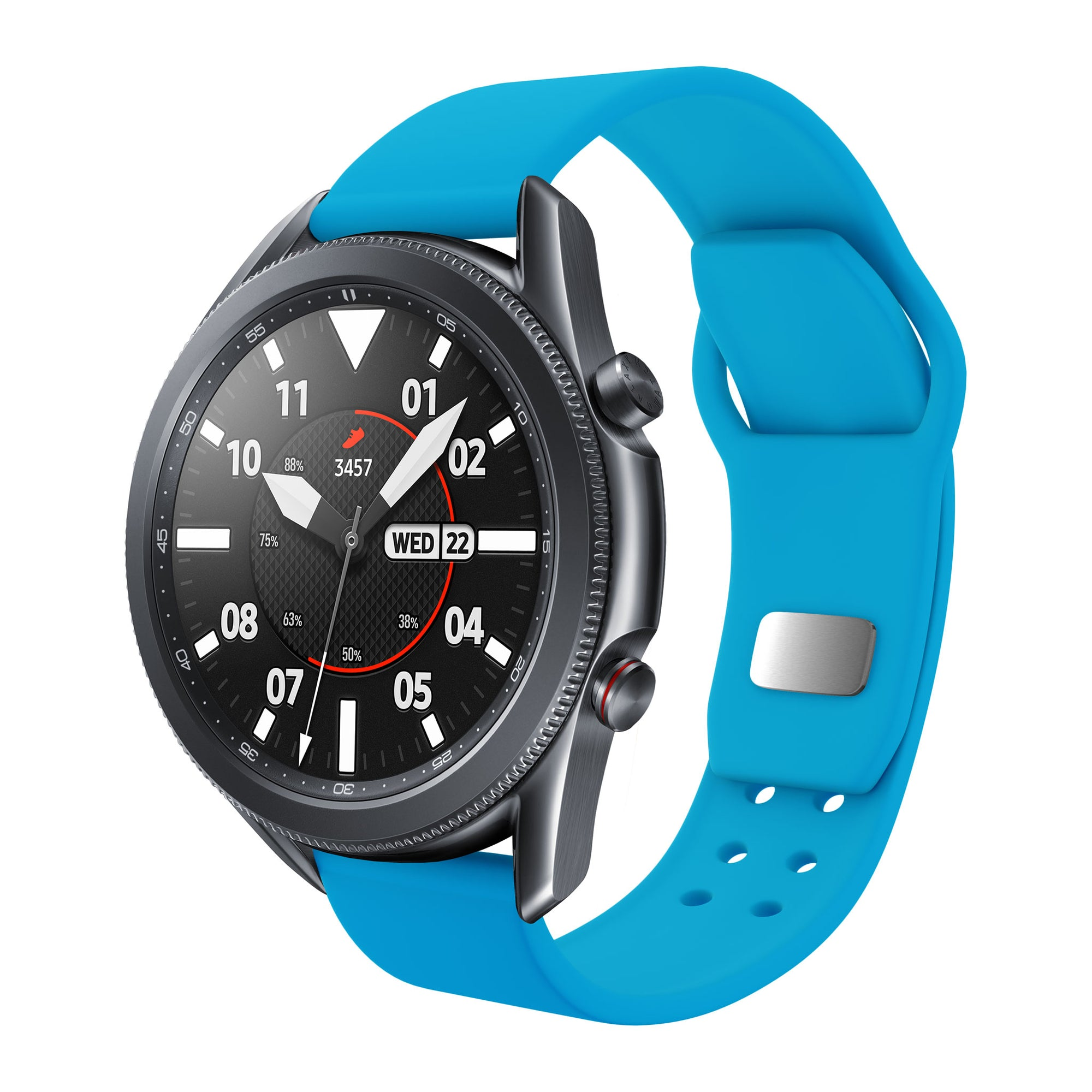 Color Quick Change Silicone Watch Bands - AffinityBands