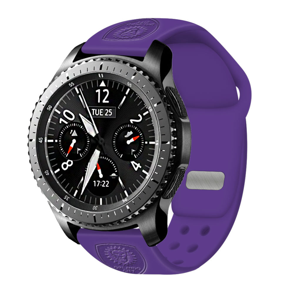 Orlando City FC Quick Change Silicone Watchband