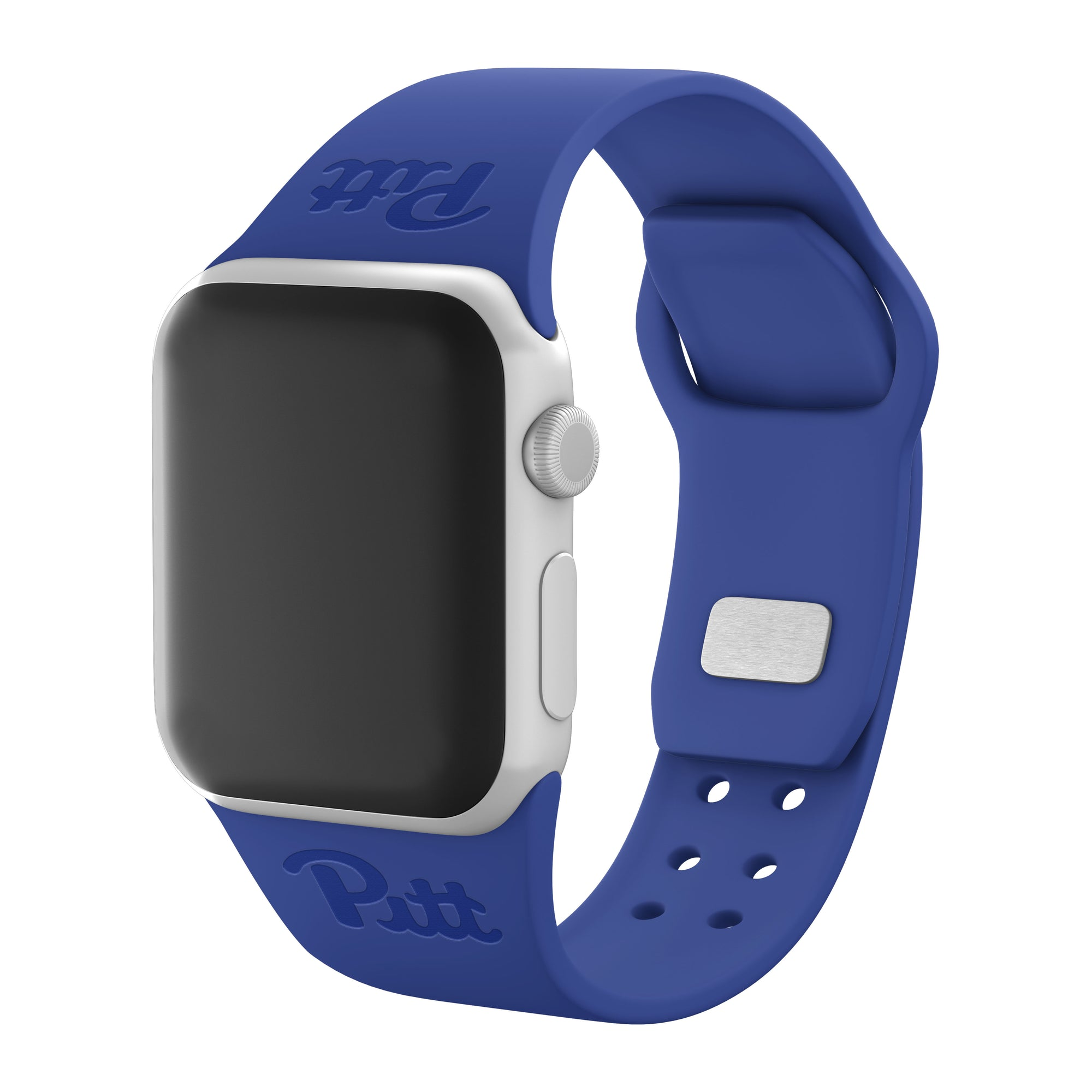 Pittsburgh Panthers Debossed Apple Watch Band - Affinity Bands