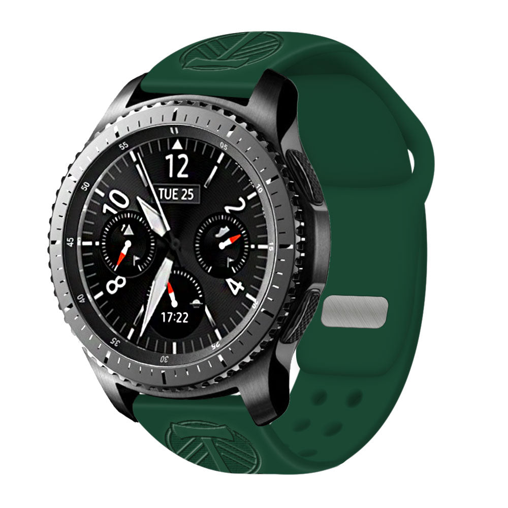 Portland Timbers Quick Change Silicone Watchband - AffinityBands