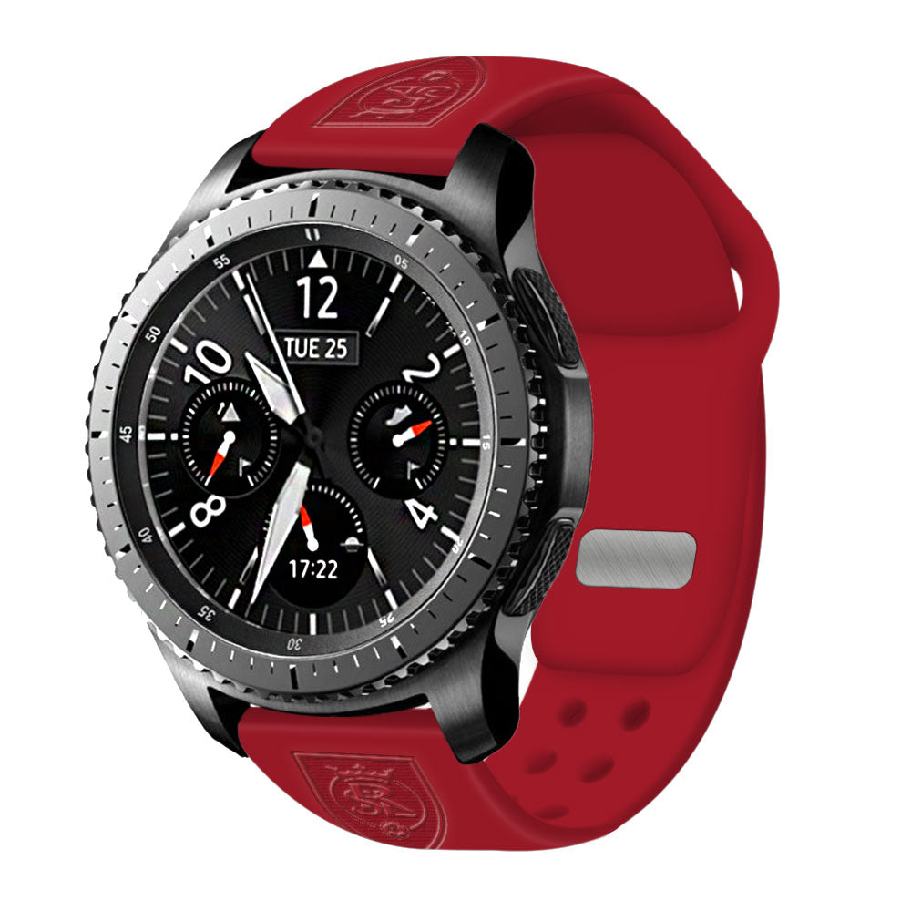 Real Salt Lake Quick Change Silicone Watchband