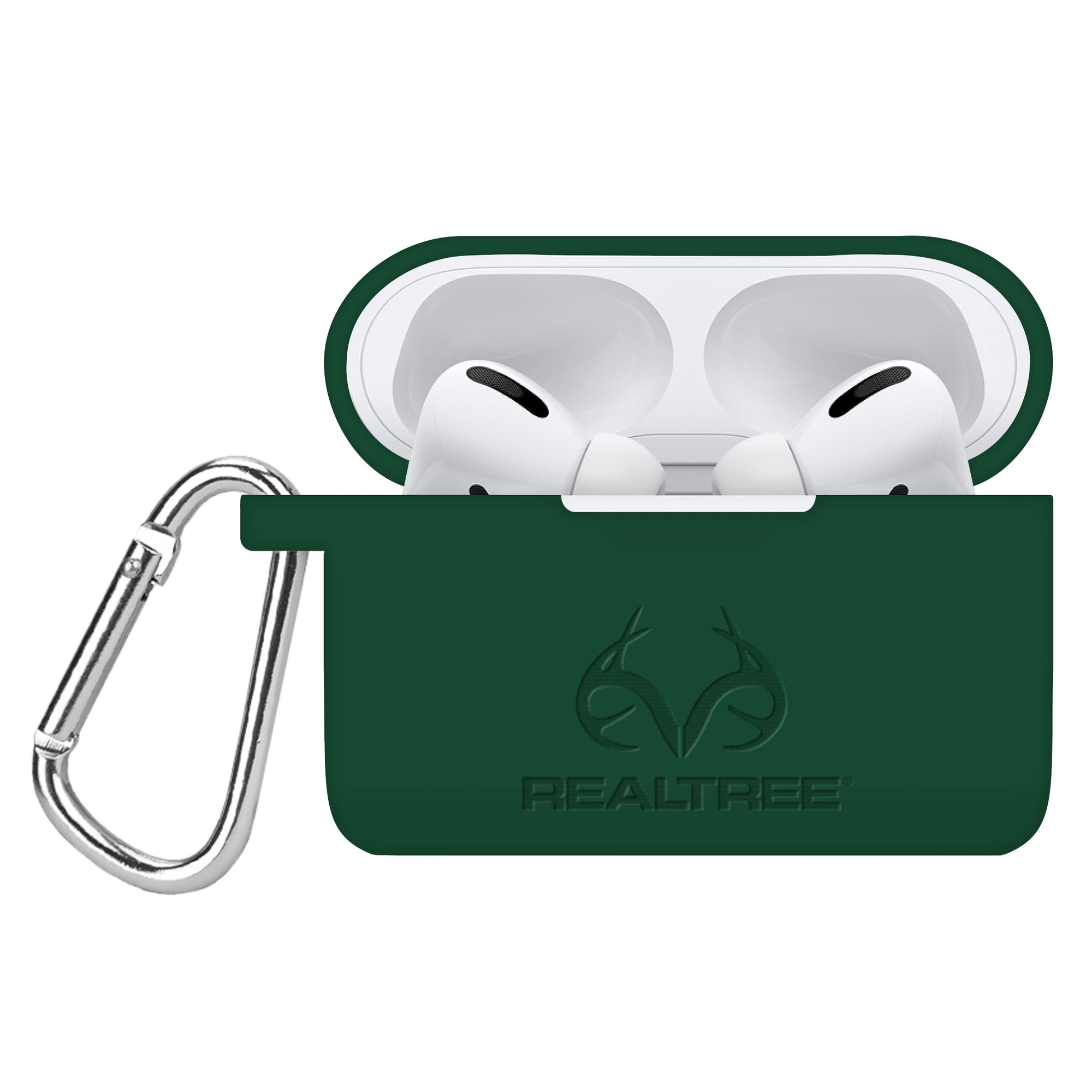 Realtree Debossed Airpods Pro Case Cover
