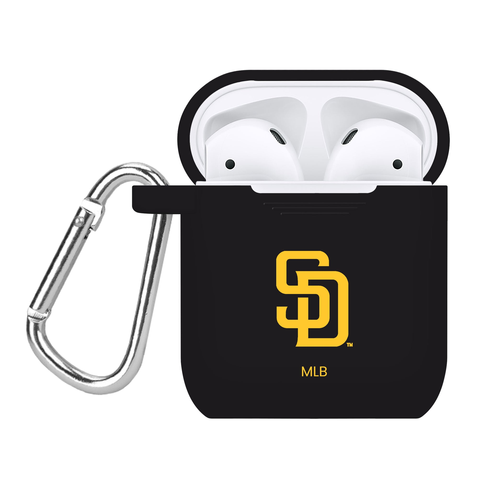 San Diego Padres Silicone Apple Watchband