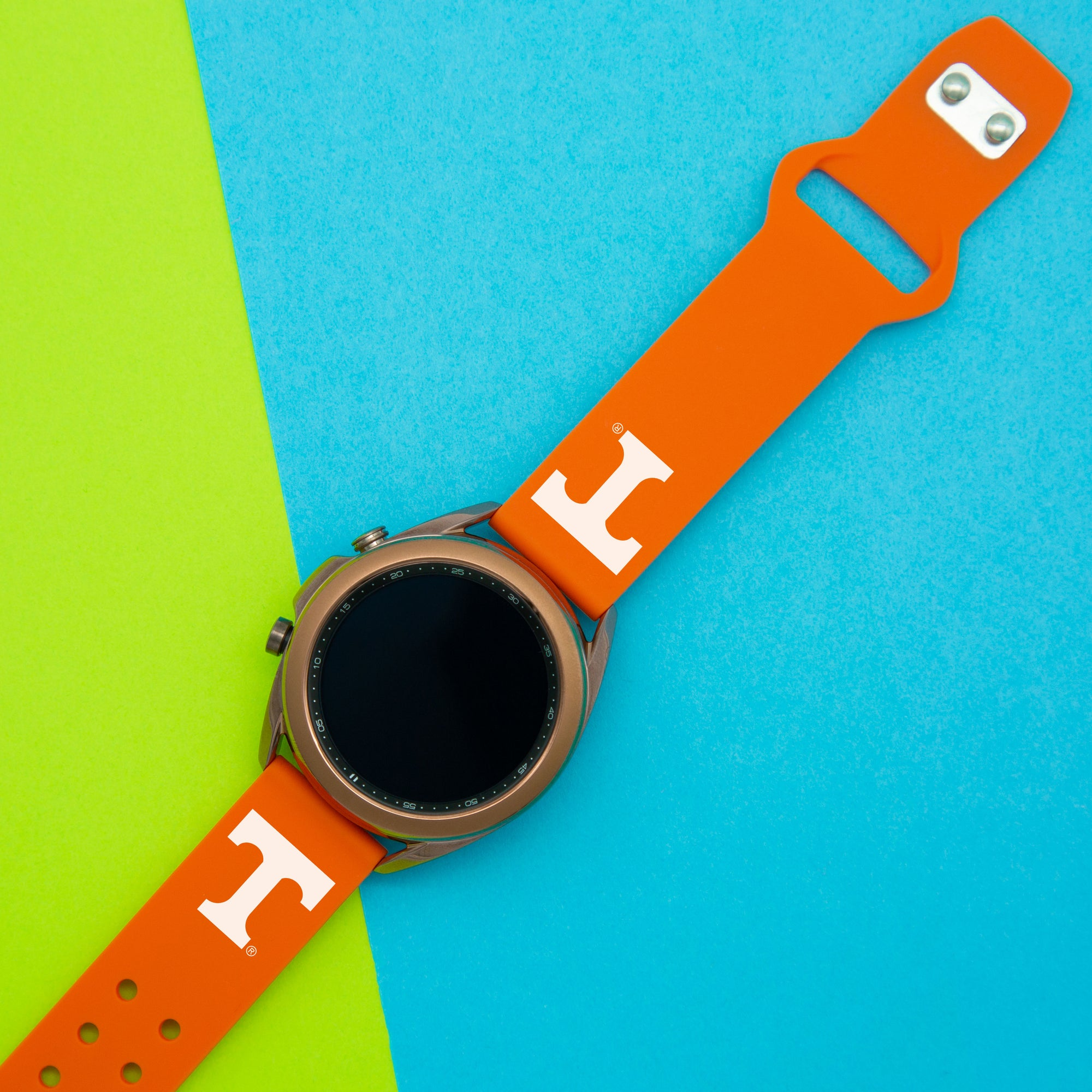 Tennessee Volunteers Debossed Apple Watch Band