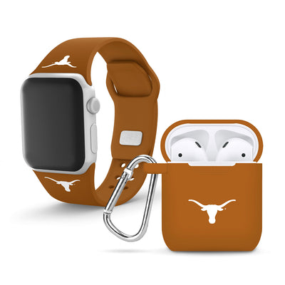 Texas Longhorns Apple Combo Package