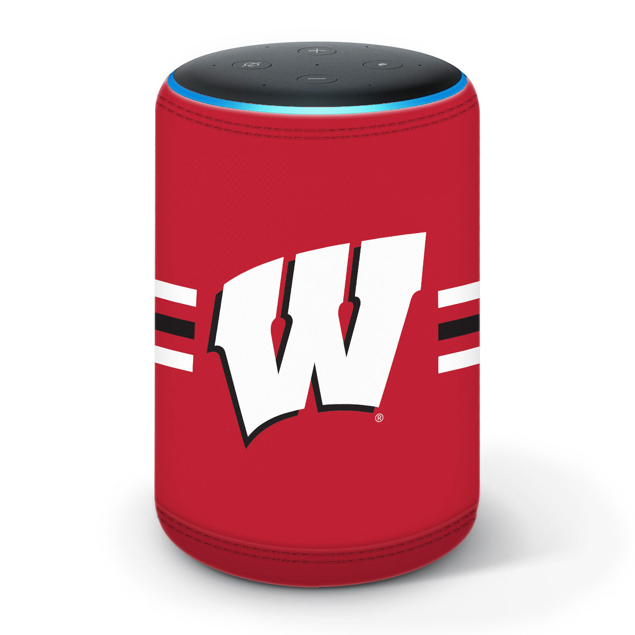 Wisconsin Badgers Amazon Echo Covers