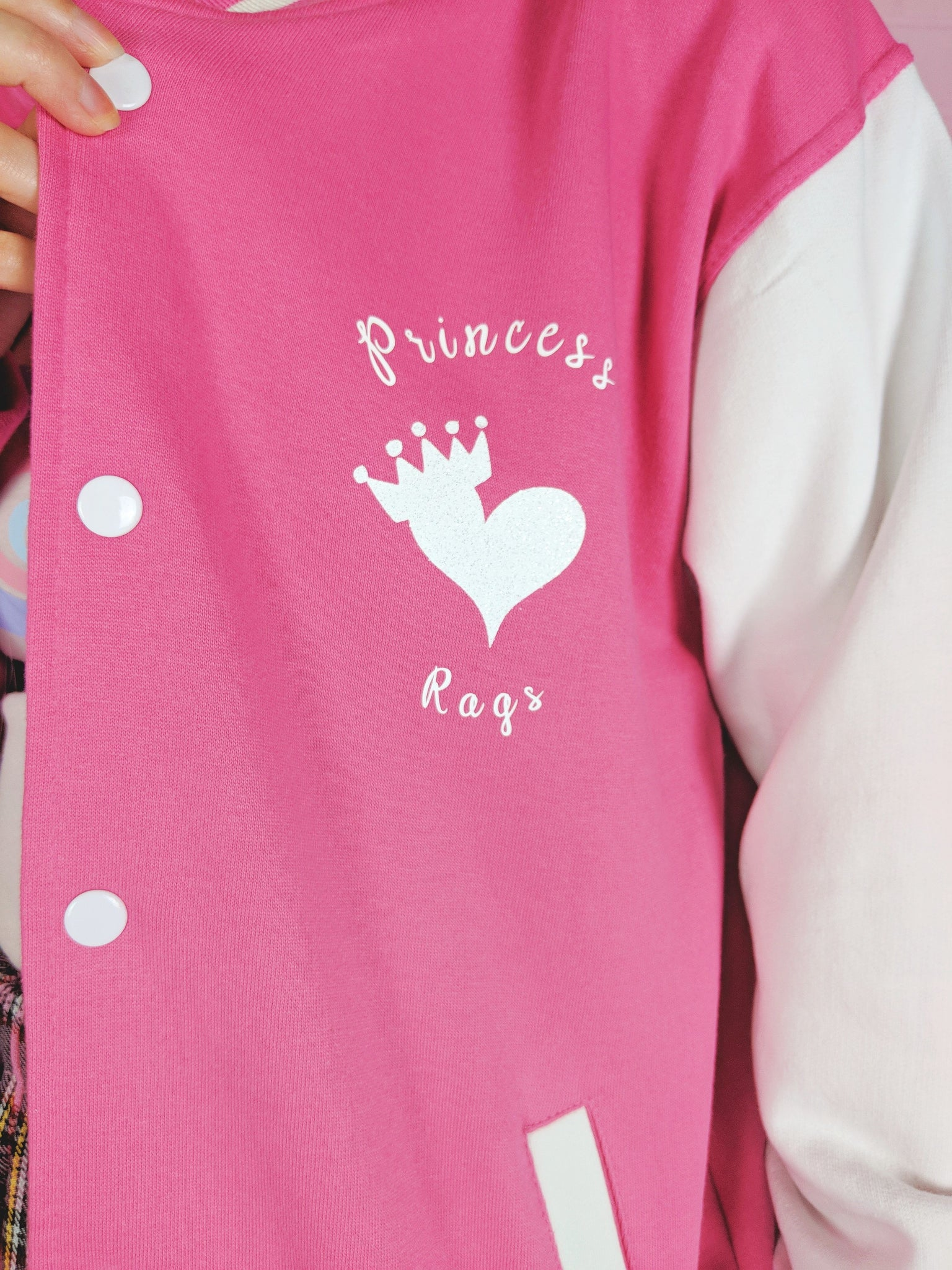 Princess Rags Official Club Jacket
