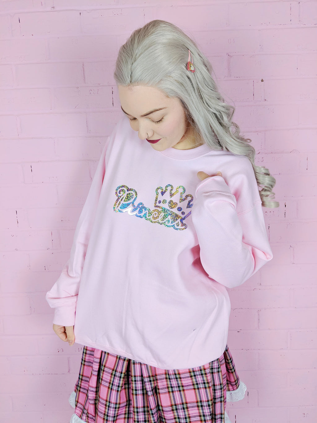Pink Princess Jumper