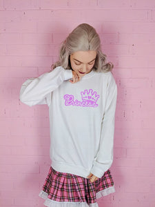 White Princess Jumper