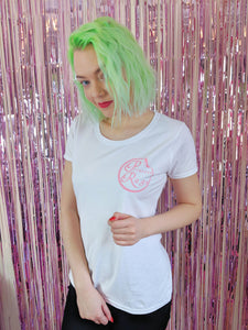 Princess Rags Shoe Logo Tee