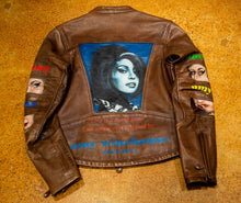 "Load image into Gallery viewer, ""Amy Winehouse"" Jacket"