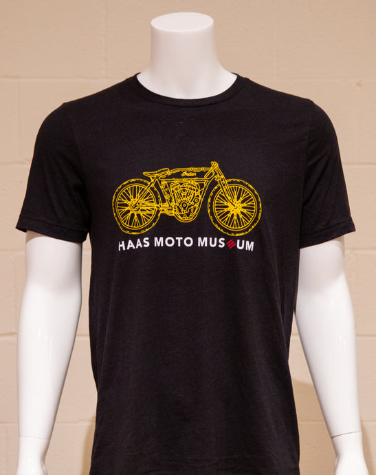 Black Motorcycle Shirt