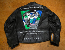 "Load image into Gallery viewer, ""Crazy One"" Jacket"