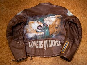 """Lovers Quarrel"" Jacket"