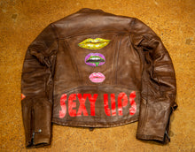 "Load image into Gallery viewer, ""Sexy Lips"" Jacket"