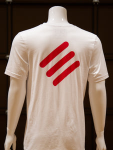 White Logo Shirt