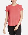 Scallop High Low Hem Tee