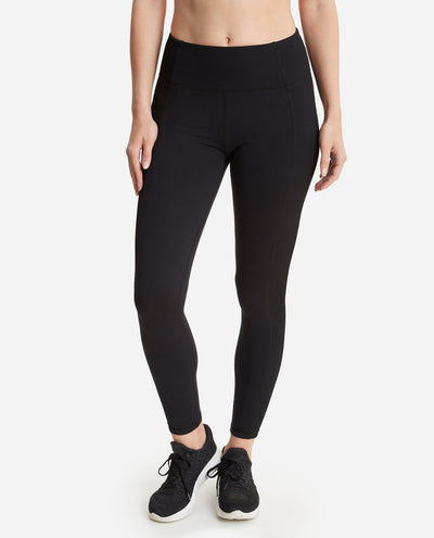 Melange Ribbed Legging