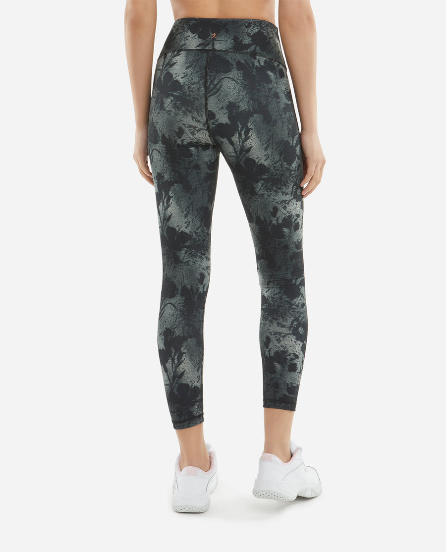 Spray Floral 7/8 Legging