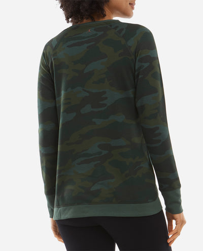 Sustainable Camo Tunic