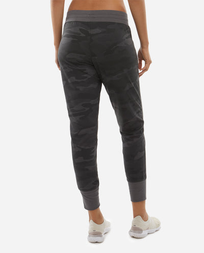 Camo Sustainable Soft Touch Jogger