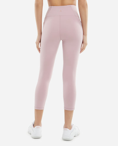 Curvy Cropped Legging