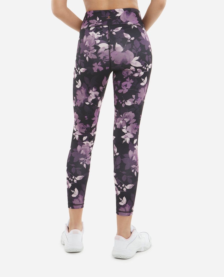 Ghost Floral 7/8 Legging