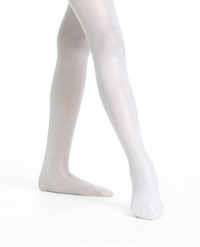 Girl's 331 UltraShimmery Footed Tight