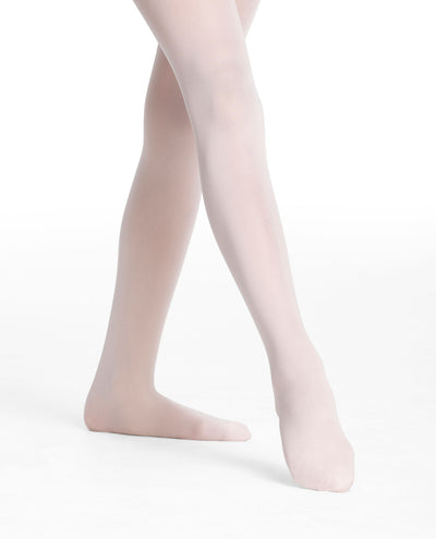 Girl's 607 Footed Compression Tight