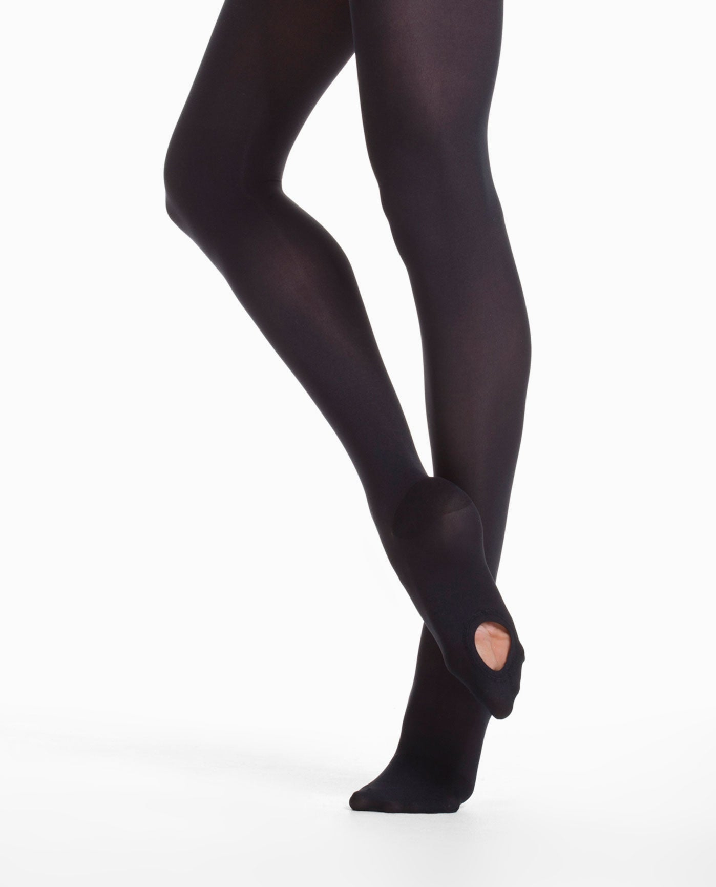 bef3be51a61d9 Women's 702 Convertible Microfiber Tight | Womens Tights | Danskin