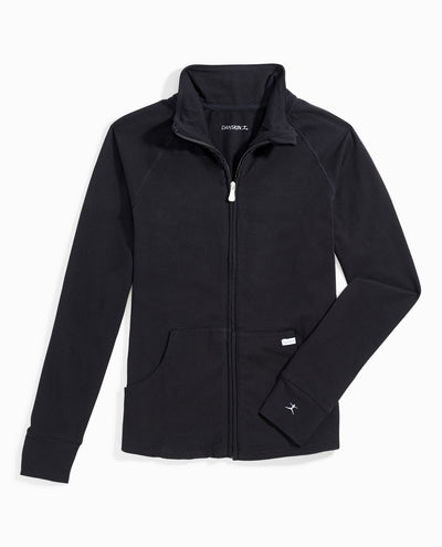 Essentials Mockneck Jacket