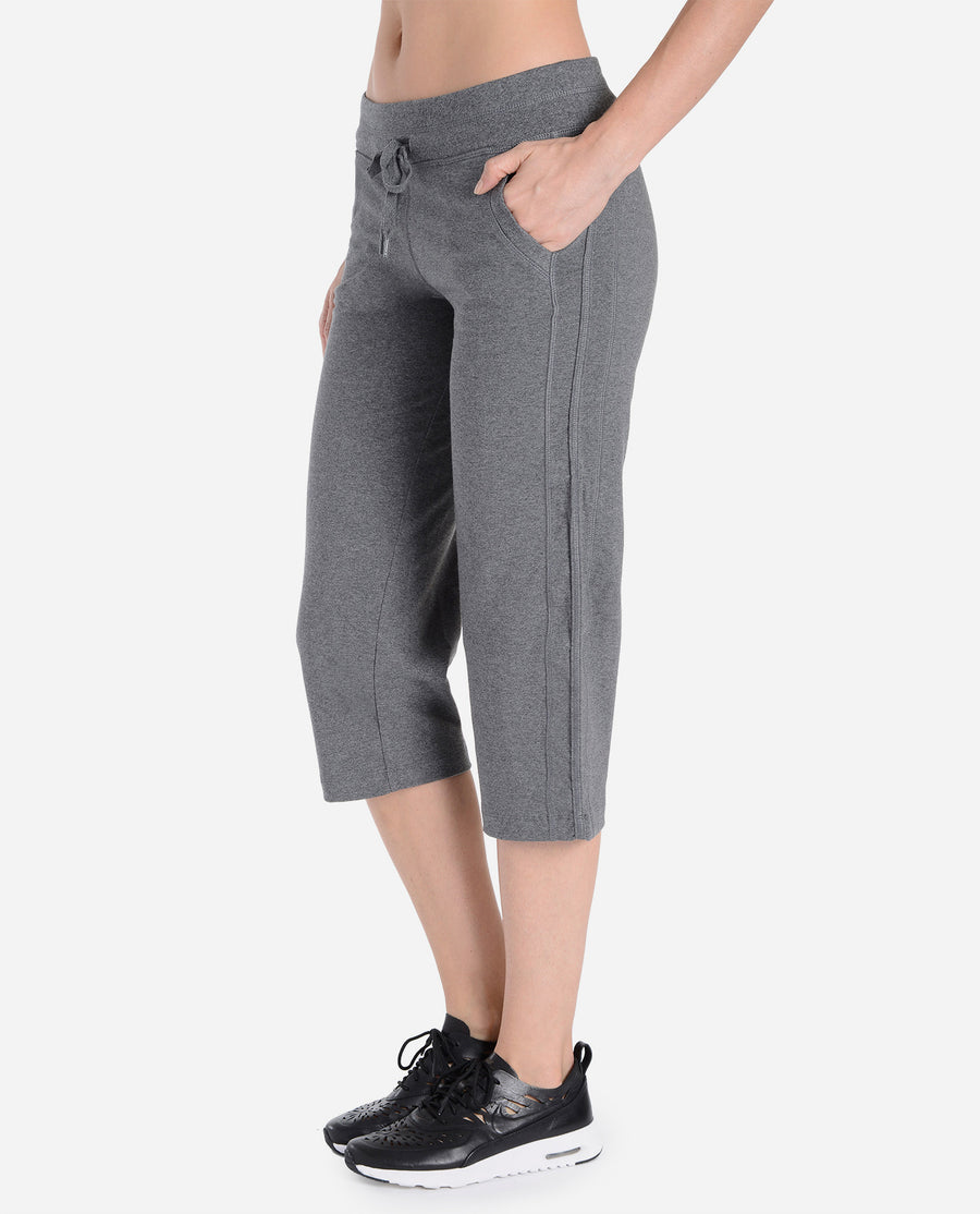 c414bd61dd3 Essentials Drawcord Crop Pant