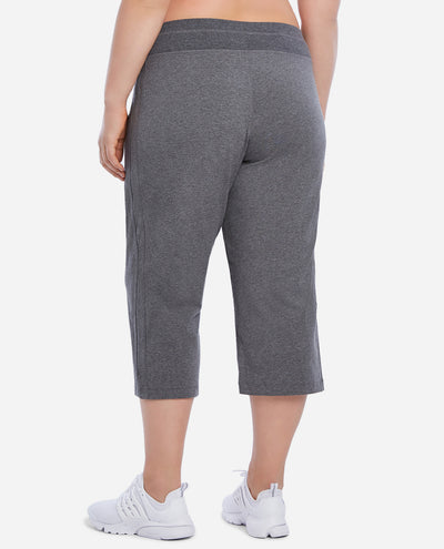 Essentials Drawcord Crop Pant